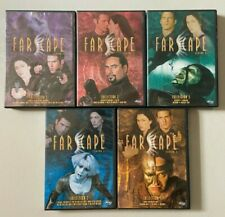 Farscape - Season 3 Complete Series (DVD, 10-Disc Set) Used Complete