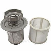 Genuine NEFF Dishwasher 2 Part Micro Mesh Original Filter Spare Part