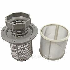 Véritable NEFF Lave-vaisselle 2 partie micro filtre maille originale pièce de rechange