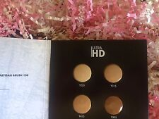 Make Up For Ever Ultra HD Invisible Cover Foundation Sample Card