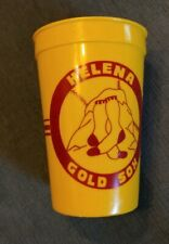 1984 Helena Montana Gold Sox Milwaukee Brewers Pioneer League Cup MiLB