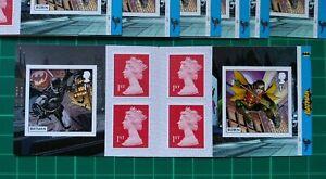 2021 DC Comics Batman CYLINDER Retail Booklet PM82 SBP2i