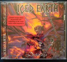 Iced earth. The dark saga
