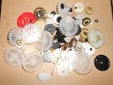 157 plastic and metal gears experimentors