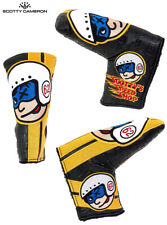 Cotti Cameron Johnny Racer Black Blade Type Bore Limited Quantity Putter Cover