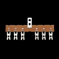 1PC TURRET BOARD Bakelite Tag Strip Lug Board for Vintage Amplifier DIY Project