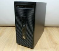 HP ProDesk 400 G2 Windows 10 Tower Intel Core i5 4th Gen 3.0 4GB 500GB WiFi
