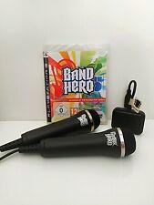 PS3 / Band Hero + Micrófonos USB / Playstation 3 / Juego Precintado!!