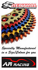 Renthal Special Coloured Rear Sprocket 36-46 Teeth Ducati 750 SS 1991-2002