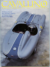 CAVALLINO FERRARI MAGAZINE 51 JUNE 1989, NEW UNREAD 56 PAGES  / On Sale $12.99