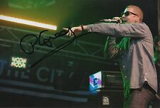 "English Rapper Stephen Paul Manderson Professor Green Hand Signed Photo 12x8"" 2"
