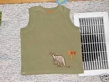 "NWT- Gymboree ""Safari Outback"" kangaroo shirt - 24 mos"