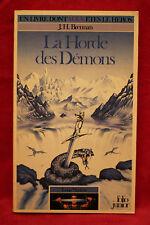 Loup* Ardent Tome 1 : La Horde des démons - James-H Brennan