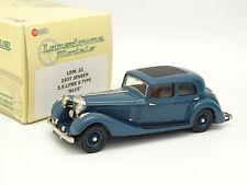Lansdowne Models 1/43 - JENSEN 3.5L S type 1937 Bleue