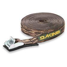 Dakine Surf Tie Down Straps 12' Set Of 2 Carry Bag Windsurf SUP Kayak Camo
