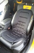 Thermo Heated Seat Bench Cushion Cover Pad 12v Volt Car Van Camper FRONT
