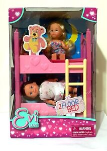 Doll evi love evi and her friend lits superposes from simba new