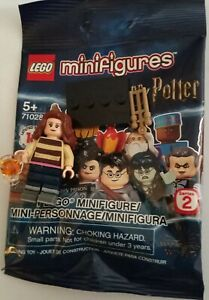 2020 Lego- Harry Potter Minifigures Series 2: Hermione Granger