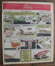 August 19, 1972 Star Weekly Comic Section (Canada) Dick Tracy, Doonesbury,Popeye