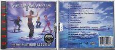 VENGABOYS THE PLATINUM ALBUM CD 2000 SIGILLATO  SEALED