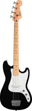 Squier® 0310902506 Bronco™ Bass, Maple Fingerboard, Black