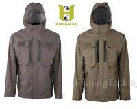 Hodgman® Aesis Shell Jacket Waterproof Windproof Fishing Wading Jacket 2 Colours