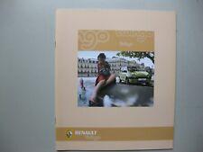 Renault Twingo prestige brochure Prospekt text Dutch 28 pages 2004