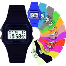 Unbranded Adult Digital Wristwatches with 24-Hour Dial