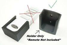 WALL MOUNT FOR Harbor Breeze A25-TX005R Ceiling Fan Remote Control (BLACK)