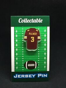 USC Trojans Carson Palmer jersey lapel pin-Classic throwback Collectible