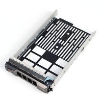 """New 3.5"""" SATA SAS Drive Tray Caddy KG1CH For Dell R430 R530 R630 R730 R730XD"""