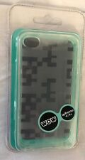 WOW Technologies Apple iPhone 4/4s Protective Silicone Case Clear