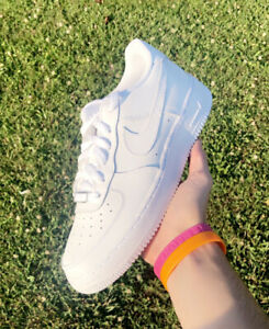 Nike Air Force 1 Low White (GS) Youth Size 7y 314192-117 New