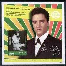 Bequia Grenadines St Vincent 2016 MNH Elvis Presley His Life in Stamps 1v S/S I