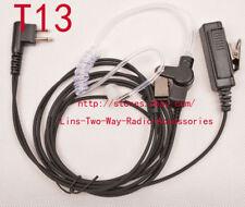 10x Earphone Mic Earpiece for Motorola CP040 CP200 GP88 GP2000 GP300 GP68 GP3188