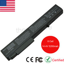 Battery for HP EliteBook 8530p 8530W 8540P 8540W 8730P 8730W 8740W ProBook 6545b