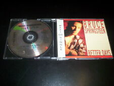 Bruce Springsteen – Better Days CDS Columbia – COL 657890 2