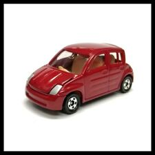 TOMICA TOYOTA WILL VI 1/60  TOMY DIECAST CAR  NEW 27  RED