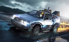 Back To The Future Poster Length :800 mm Height: 500 mm  SKU: 1561