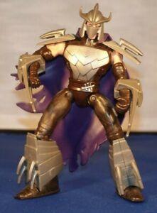 Teenage Mutant Ninja Turtle SHREDDER Action Figure 2013 TMNT Toy COMPLETE