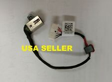 DC Power Jack Cable Dell Inspiron 5551 5555 5558 5559 3552 3558 KD4T9 0KD4T9 OEM