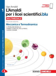 L'Amaldi per i licei scientifici.blu: VOL. 1 2ed. per il terzo anno
