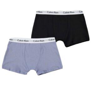 Boys Calvin Klein Boxer Trunks 'Modern' (2-Pack)