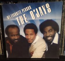 The O'Jays – My Favorite Person Lp Holland Issue 1982 Funk Disco