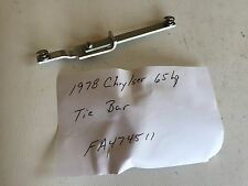 Tie Bar FA474511 Chrysler Force Outboard 1978 65hp  65 hp 55hp