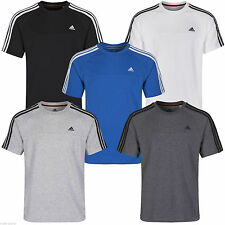 adidas Cotton Crew Neck Loose Fit T-Shirts for Men