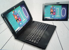 """SuperSonic 10"""" Touchscreen Tablet with Keyboard and Mouse"""