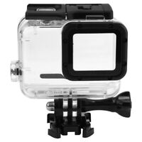 Waterproof Housing Case for GoPro Hero 7 Black/6/5 Protective Shell + Bracket US