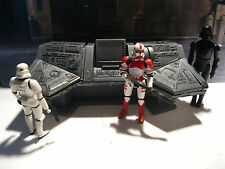 Star Wars Custom Cast Award Winning Master Console Panel Diorama 3.75 Scale