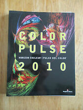Color pulse Horizon couleur Pulso del color 2010 Benjamin Moore Color specimens